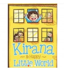 Buku Parenting Kirana & Happy Little World